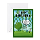 We come in Peas Greeting Card