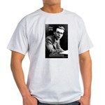 History Aldous Huxley Ash Grey T-Shirt