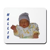 Cute Hallie Mousepad
