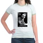 History Aldous Huxley Jr. Ringer T-Shirt