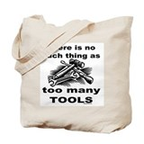 HANDY MAN/MR. FIX IT Tote Bag