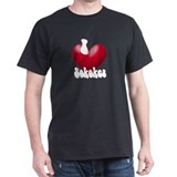 'I Love Sokokes!' Black T-Shirt