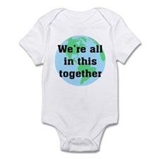 In This Together Infant Bodysuit