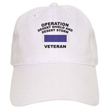 Gulf War Veteran Baseball Cap