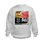 Spotaneous Smiley Clothes Kids Sweatshirt