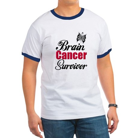 Brain Cancer Survivor Ringer T