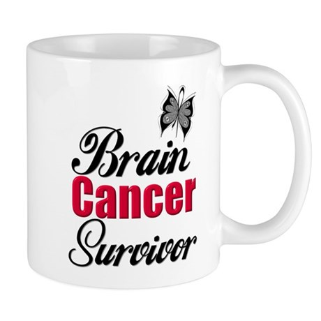 Brain Cancer Survivor Mug