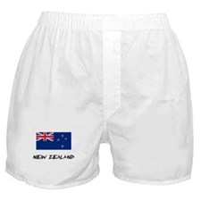 New Zealand Flag Boxer Shorts