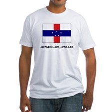 Netherlands Antilles Flag Shirt