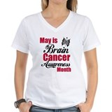 Brain Cancer Month Shirt