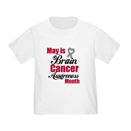MayBrainCancerAwareness Toddler T-Shirt