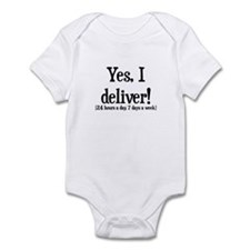 Midwife or Obstetrician Infant Bodysuit