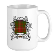 Wilson Tartan Shield Coffee Mug