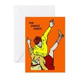 Cute Jive Greeting Cards (Pk of 10)