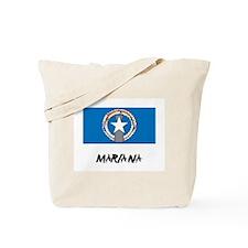 Mariana Flag Tote Bag