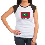 Maldives Flag Tee