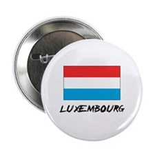 "Luxembourg Flag 2.25"" Button"