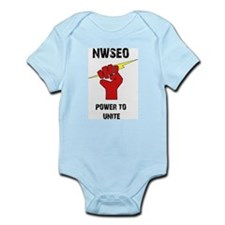 NWSEO power Infant Creeper