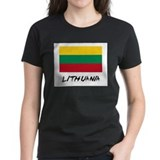Lithuania Flag Tee