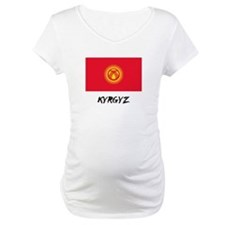 Kyrgyz Flag Shirt