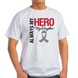 Brain Cancer Daughter T-Shirt