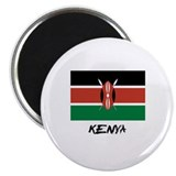 Kenya Flag Magnet