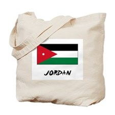 Jordan Flag Tote Bag