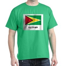 Guyana Flag T-Shirt