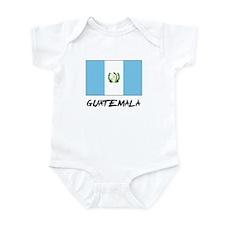 Guatemala Flag Infant Bodysuit