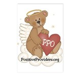 PPO Postcards (Package of 8)