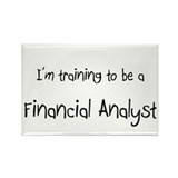 I'm training to be a Financial Analyst Rectangle M