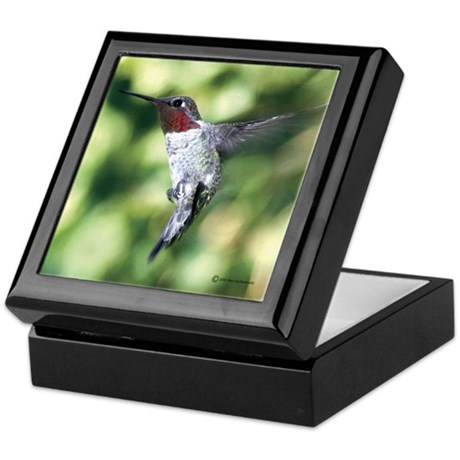 Hummingbird Keepsake Box(3)