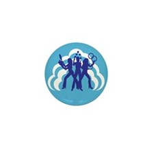 Angels Mini Button (10 pack)