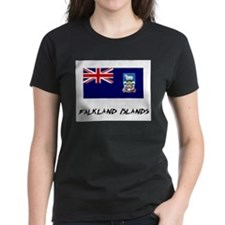 Falkland Islands Flag Tee