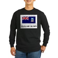Falkland Islands Flag T