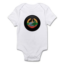 Coat of Arms of Laos Infant Bodysuit