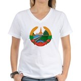 Laos Coat of Arms Shirt