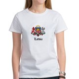 Latvian Coat of Arms Seal Tee