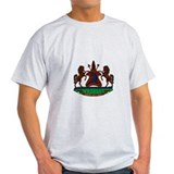 lesotho Coat of Arms T-Shirt