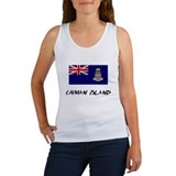Cayman Island Flag Women's Tank Top
