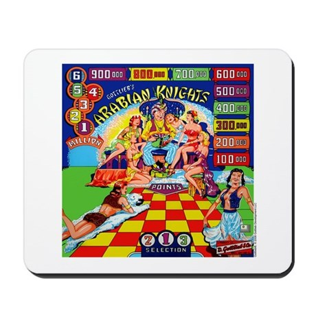 "Gottlieb® ""Arabian Knights"" Mousepad"