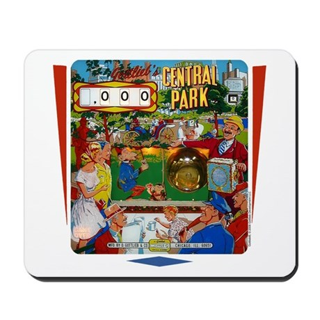 "Gottlieb® ""Central Park"" Mousepad"