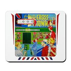 "Gottlieb® ""Cross Town"" Mousepad"