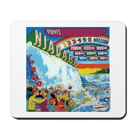 Gottlieb&reg; &quot;Niagara&quot; Mousepad