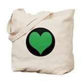 I love Libya Flag Tote Bag