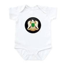 Coat of Arms of Libya Infant Bodysuit