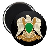 "Coat of Arms of Libya 2.25"" Magnet (10 pack)"