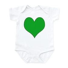 I Love Libya Infant Bodysuit