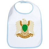 Libya Coat of Arms Bib