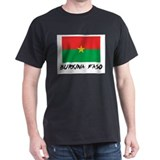 Burkina Faso Flag T-Shirt